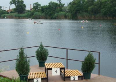 Kajak-kenu szolnoki 2. ifjúsági és u23-as válogató verseny 2008.06.14-15.