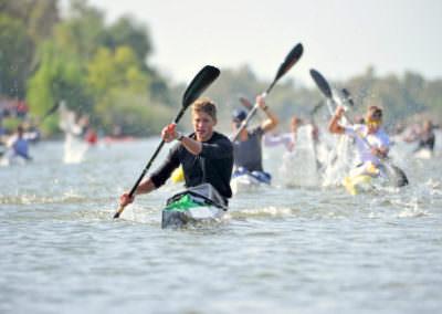 Nagy Zoltán Kajak-Kenu Emlékverseny - 2014. Szolnok