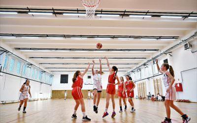 Leány Kosárlabda