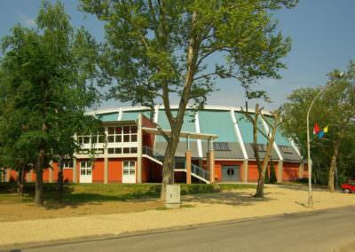 Szolnok Városi Tiszaligeti Sportcsarnok