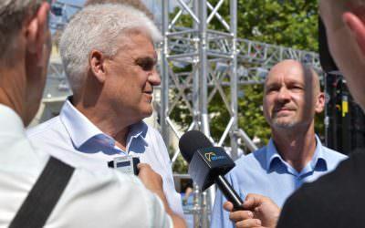 FIBA 3×3 Sajtótájékoztató