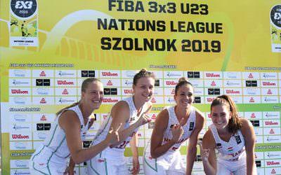 FIBA 3×3 Kosárlabda, Szolnok