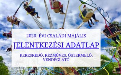 Családi Majális 2020